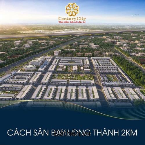 Century city, siêu dự án Sân bay Long Thành