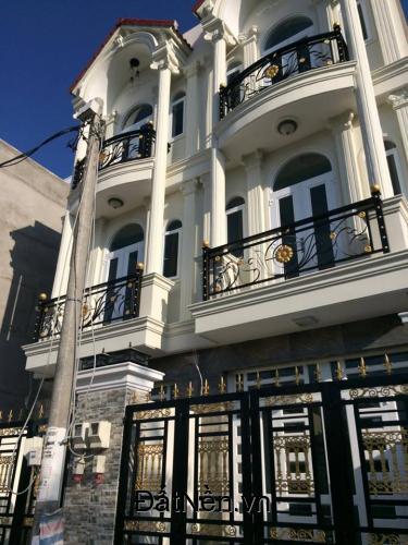 Bán nhà hẻm 1419Lê Văn Lương,Phước Kiển,Nhà Bè.giá  2,35 tỷ