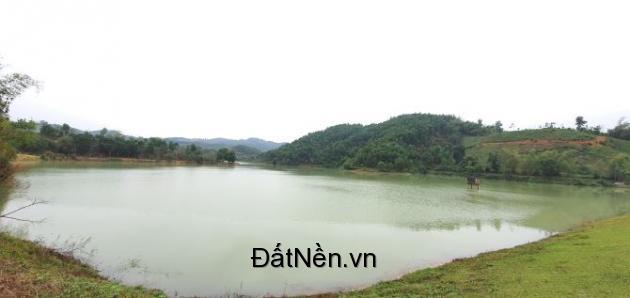 chuyển nhượng 100 ha làm khu nghỉ dưỡng tại lòng hồ thủy điện tỉnh hòa bình