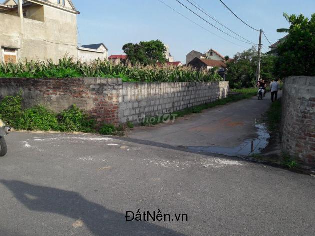 Chính chủ cần bán gấp lô đất đường nhựa 8m tới tận cửa nhà. Xã Lai Hạ - Lương Tài- Bắc Ninh. Liên hệ: 0969896238