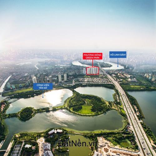 Sở hữu căn 2PN trung tâm Q.Hoàng Mai chỉ từ 1,4 tỷ. Ngân hàng hỗ trợ LS 0% đến khi nhận nhà