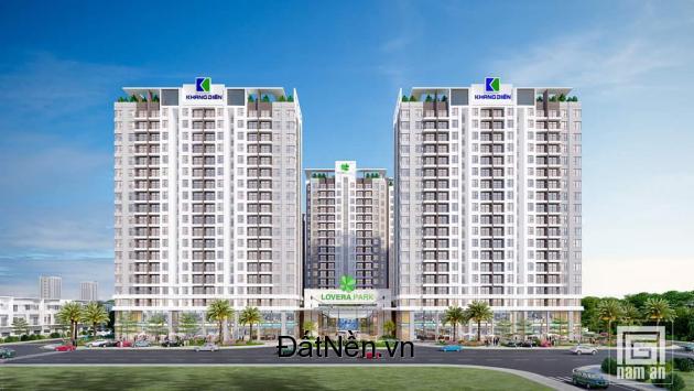 HOT! Căn hộ Lovera Khang Điền-3PN-77m2- chỉ 2.3 tỷ(VAT).LH:0908991827