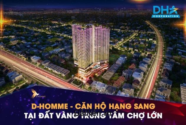 CH SIÊU SANG DHOMME BIỂU TƯỢNG Quận 6 - CK LÊN ĐẾN 25%, Giá: 2,8 tỷ/căn