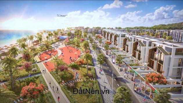 Dự án The SeaHara Phú Yên cần bán 46 căn Shop Villa