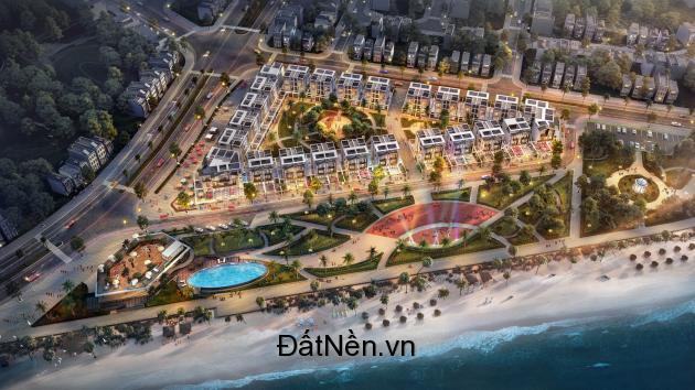 Biệt thự mặt biển mới xây tại sân bay Tuy Hòa