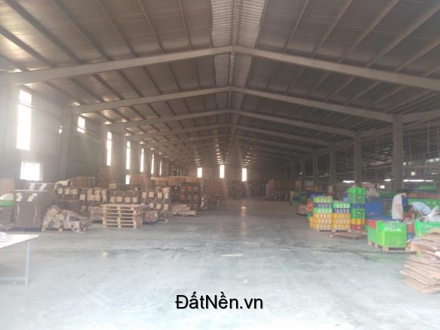 Chuyển nhượng nhà máy khu công nghiệp Châu Sơn- Hà Nam