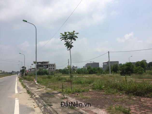 Chính chủ cần bán lô đất BT trong khu đô thị Đức Thắng