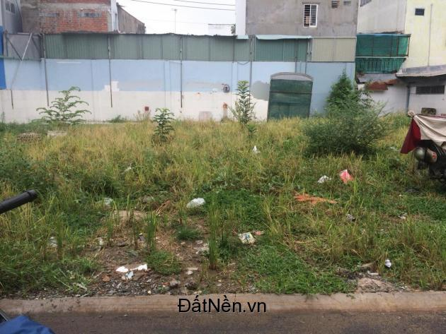 Bán 4 lô đất liền kề MT hẻm nhựa 12m đường Bùi Văn Ba P. Tân Thuân Đông, Q7