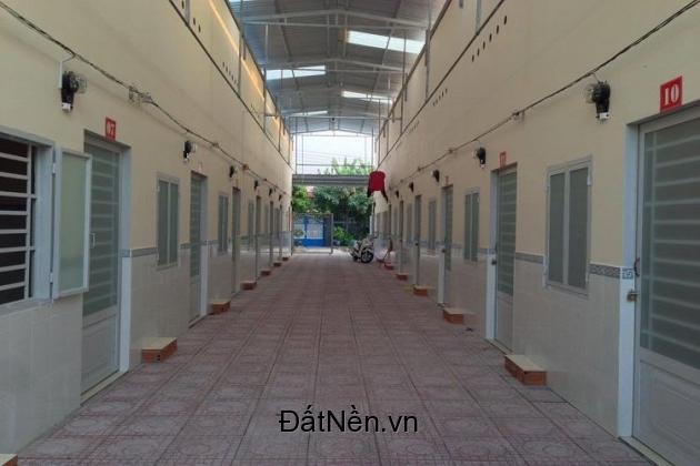 Cần bán dãy trọ 10 phòng 381m2 Mặt Tiền đường Nguyễn Thị Tú, Bình Chánh