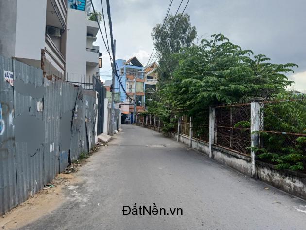 Bán lô đất thổ cư 100% HXH đường Tân Mỹ P. Tân Thuận Tây, Q7