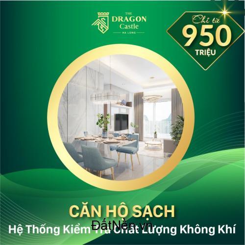 The Dragon Castle - Căn hộ chung cư thông minh đầu tiên tại Hạ Long, Quảng Ninh