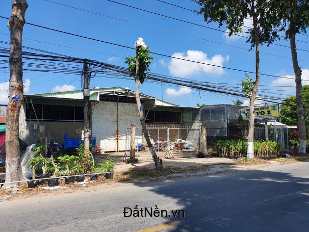 Bán Đất Đường Lớn Có Sẵn Kho Xưởng TL848 Xã Tân Khánh Đông – TP.Sa Đéc