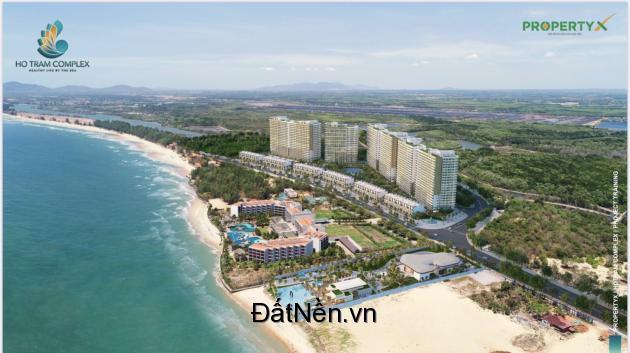 Hồ Tràm Complex -  Healthy Life by The Sea Giá 1,6 tỷ/căn