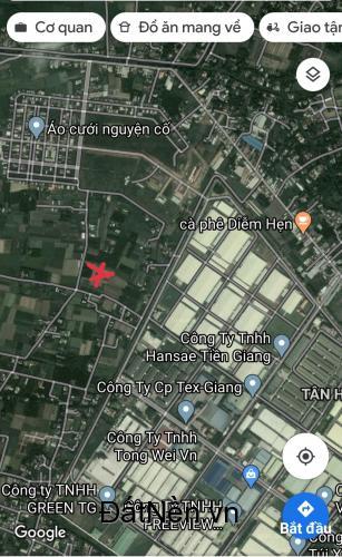 Đất nền liền kề khu công nghiệp Tân Hương giá rẽ