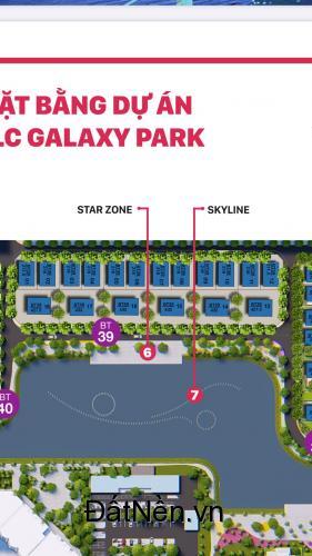 Gia đình cần tiền, bán gấp lô đất biệt thự flc sầm sơn phân khu galaxy park