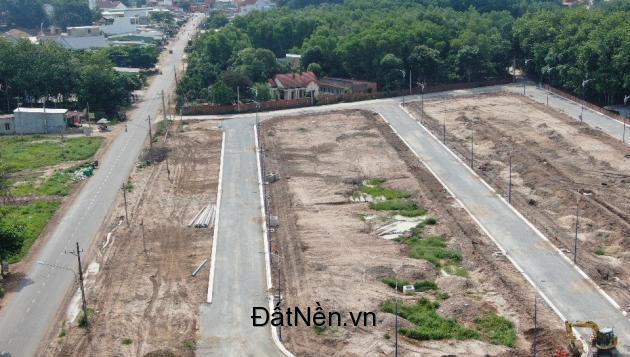 Còn vài lô giá rẻ khu dân cư Thuận Phát Land