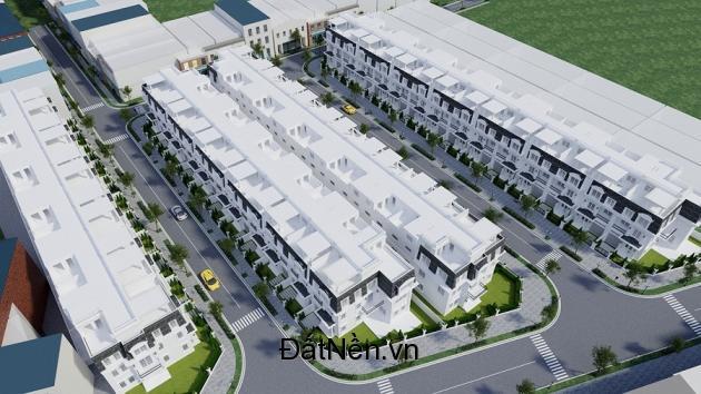 Bán biệt thự cao cấp tại trung tâm thành phố vinh chỉ hơn 4 tỷ đồng