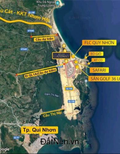 Dự án biển đẹp nhất Miền Trung, chỉ 1,59 tỷ, trả chậm 87 triệu tương ứng (6%)/th, bank hỗ trợ 75%