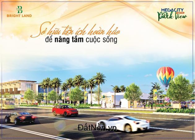 Phân khu Park View Mega City Kontum