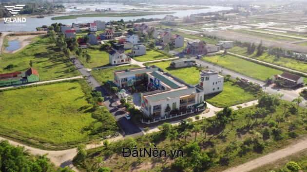 Đất thị xã Hoàng Mai sát chân cầu Cửa Cờn thuộc phường Quỳnh Dị chính chủ