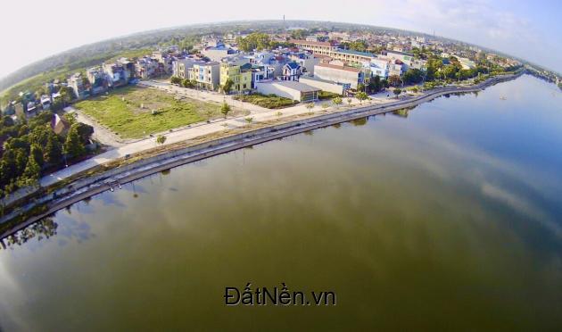 Dự án cực đẹp năm 2020 đã có sổ đỏ sát ngay cổng trung tâm Vĩnh Trụ giá cực rẻ Lh ngay 0915028852