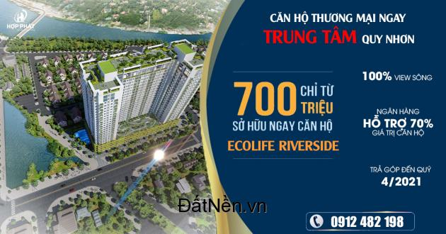 Bán căn hộ Ecolife đường Điện Biên Phủ Quy Nhơn
