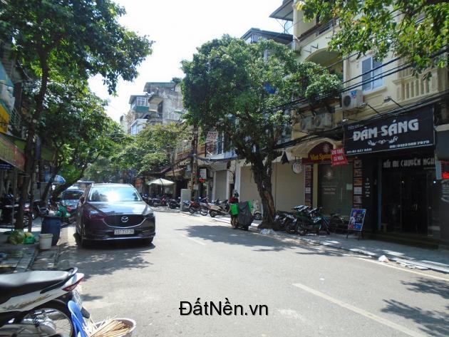 Cho thuê nhà phố cổ, số 65 phố bát đàn quận hoàn Kiếm Hà Nội