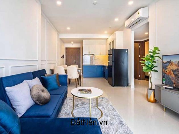 Cho thuê căn hộ Saigon Royal, Quận 4, 1 phòng ngủ - full nội thất. LH 0903155510