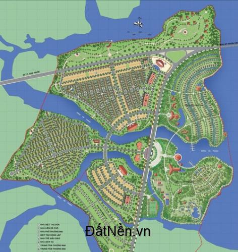 Bán đất nền An Phú Thịnh Quy nhơn, hướng Tây Bắc, mặt tiền quốc lộ 19, giá 29tr/m2