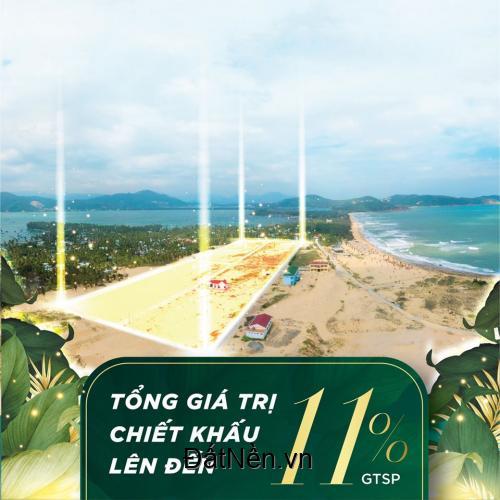 Ốc đảo KDC Hòa Lợi đang làm mưa làm gió Trong phân khúc đất nền ven biển sở hữu vĩnh viễn