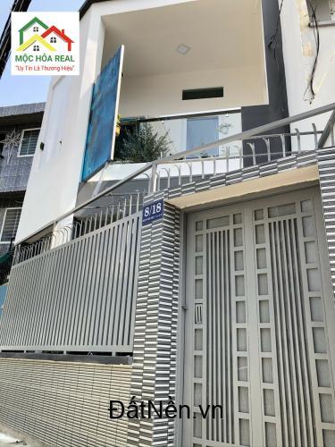 Bán Nhà Bình Thạnh - Nhà Mới HXH số 8 Nguyễn Thiện Thuật - Phường 24 - quận Bình Thạnh - LH: 0902669004