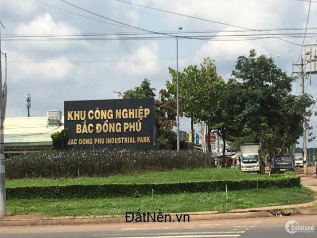 Tôi muốn bán nhanh lô đất 145m2  ngay KCN Bắc Đồng Phú, vị trí đẹp, sổ hồng riêng, gần TTHC huyện Đồng Phú.