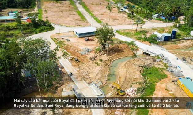 Tiến Độ Dự Án Royal Streamy Villas Phú Quốc Tháng 08/ 2020 - Liên hệ 0908 245 283