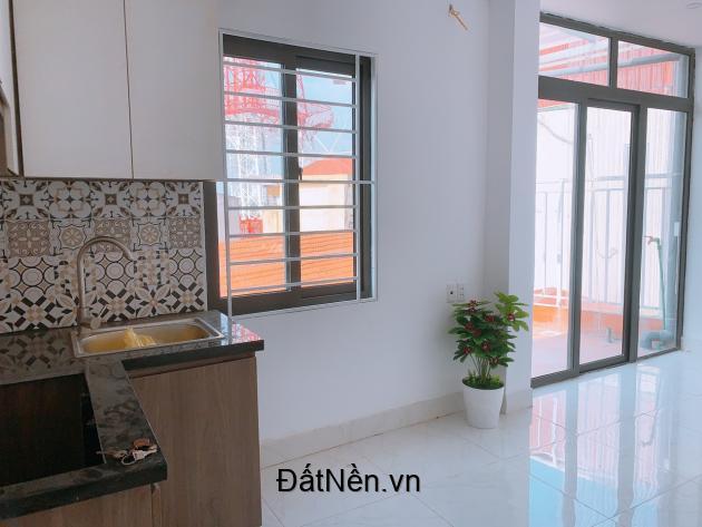 Bán ccmn Trần Khát Trân- Hoa Lư 600tr/căn 1-2PN ngõ oto, full nội thất