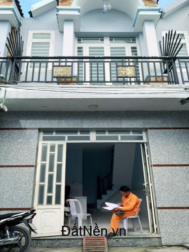 620 tr sở hữu nhà phố chợ Long Thượng, Huyện Cần Giuộc