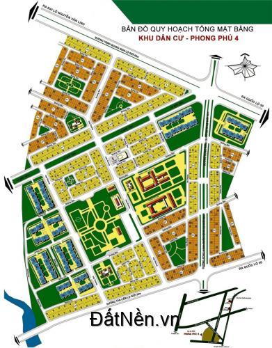 Chính thức nhận booking dự án Lovera Premier KDC Phong Phú, Bình Chánh