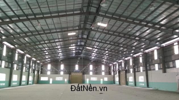 Cần cho thuê kho xưởng mặt tiền Lê Văn Khương Quận 12, diện tích 4.000m2, giá tốt của khu này