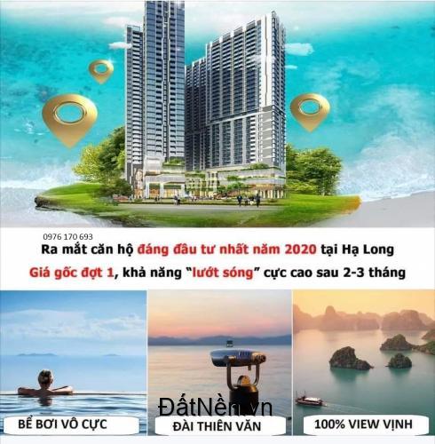 The Ruby Hạ Long, Hà Khánh A, Căn Hộ đáng đầu tư nhất 2020