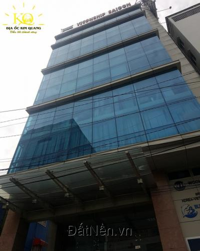 Cho thuê văn phòng quận 4 Viconship Saigon dt 80m2 có thể vào làm việc ngay
