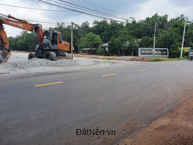 Cảnh báo đất Bàu Bàng chuẩn bị sốt, không mua thì không còn cơ hội