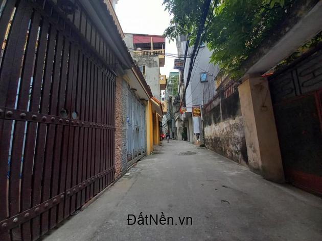 Bán nhà Tam trinh, 40m2x5T, MT4.6m, 3.3tỷ, ngõ thông Lĩnh nam