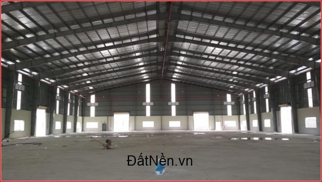 Cho thuê kho xưởng 3.000m2 đường Quốc Lộ 1A, Bình Chánh, giá tốt