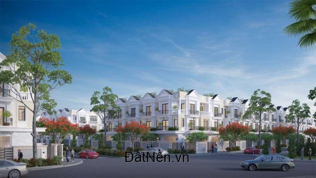 Bán nhà phố MT25B 80m, giá chỉ 40tr/m2 nhà 1 trệt 3 lầu