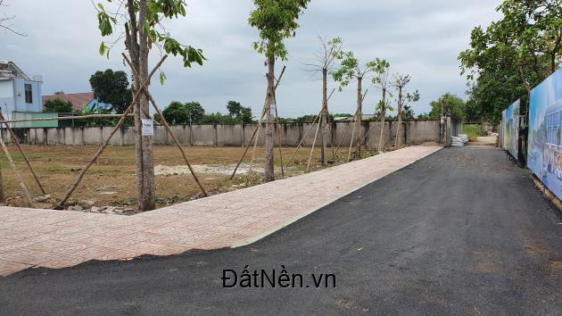 Bán đất MT kinh doanh ngay khu dân cư hiện hữu tại Phú Mỹ Bà Rịa Vũng Tàu.