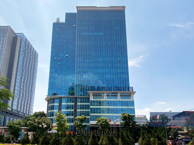 Cho thuê văn phòng cao cấp 319 Tower, 63 Lê Văn Lương