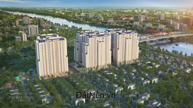 Mở bán đợt 1 căn hộ và Shophouse dự án Dream Home Riverside Nguyễn Văn Linh Quận 8