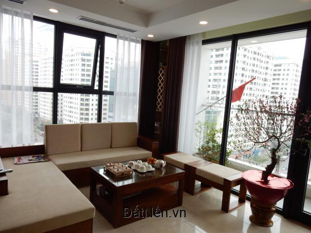 Bán căn góc 3PN 91m2 đẹp nhất chung cư Center Point Lê Văn Lương full đồ