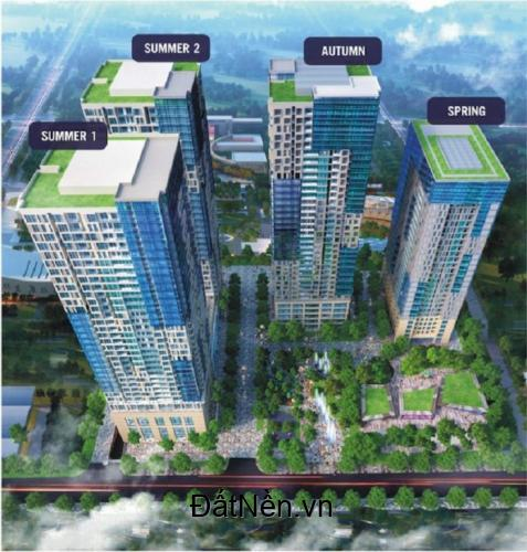 Cho thuê mặt bằng kinh doanh, văn phòng cao cấp tại Gold Season Tower - 47 Nguyễn Tuân, Thanh Xuân, Hà Nội