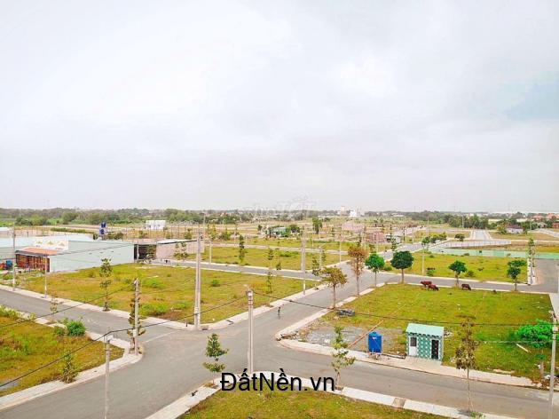 Đất nền khu dân cư gần cảng quốc tế Long An