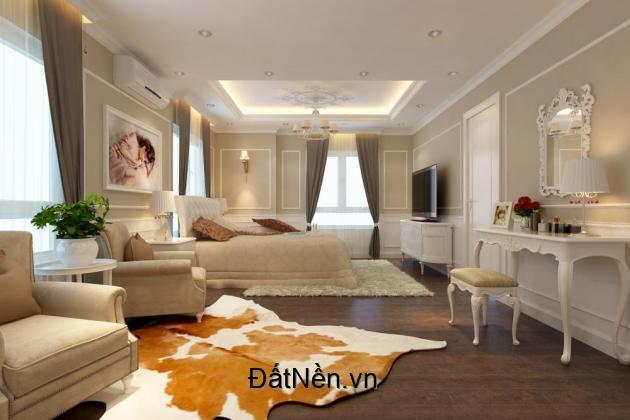 Cho thuê căn hộ 3PN 161m2 chung cư Vincom Center Bà Triệu full nội thất